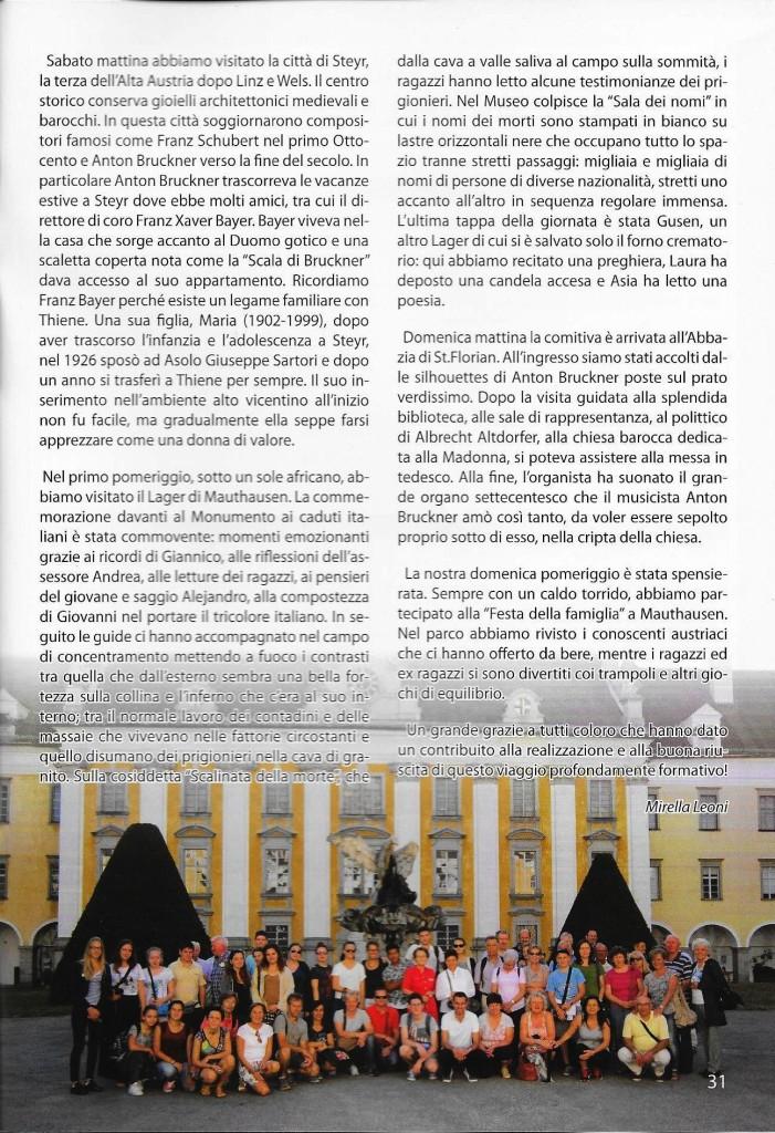 Bollettino Parrocchiale del Duomo di Thiene