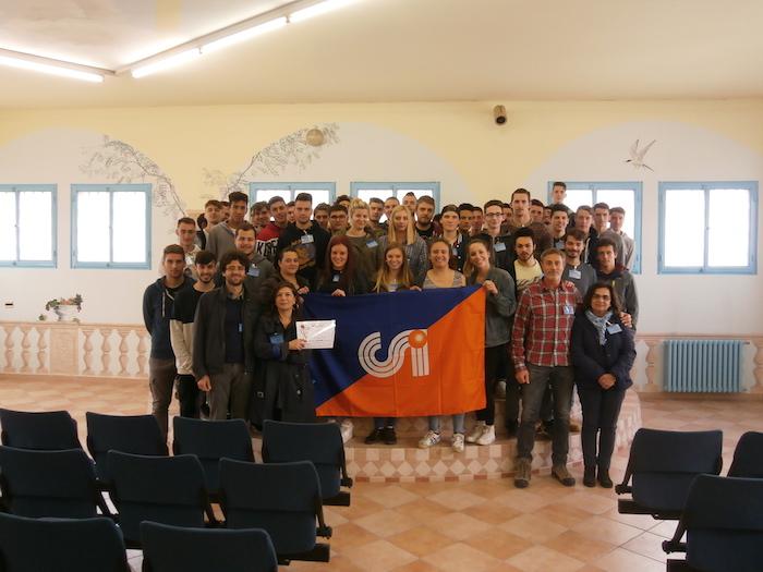Le quinte della sede di Schio in visita al carcere S. Pio X di Vicenza