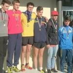 Corsa campestre provinciale categoria Junior 2016