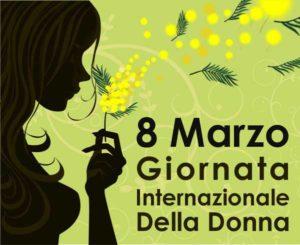 8 marzo - Festa della donna