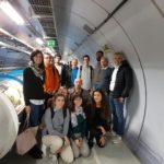 Catapultati in un nuovo mondo: visita al CERN di Ginevra